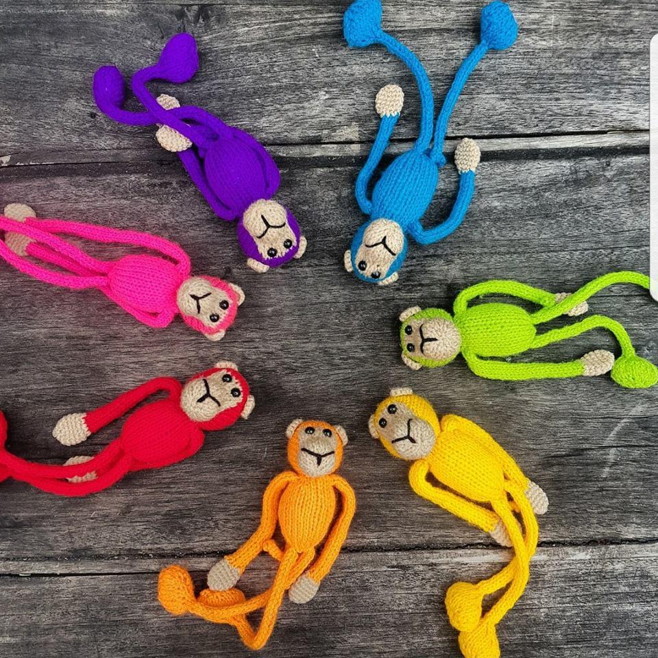 Rainbow of Monkeys