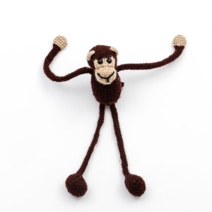 Magical (Magnetic) Monkeys – Brown