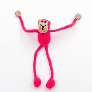 Magical (Magnetic) Monkeys – Pink