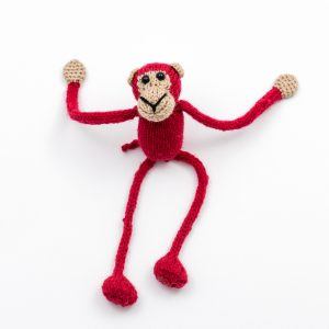 Magical (Magnetic) Monkeys – Red