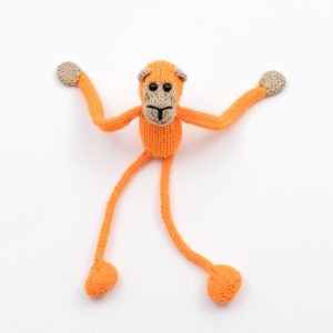 Magical (Magnetic) Monkeys – Orange