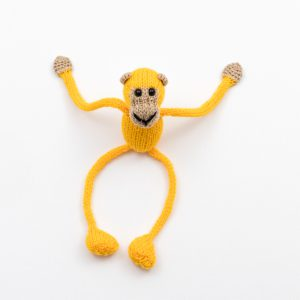 Magical (Magnetic) Monkeys – Yellow