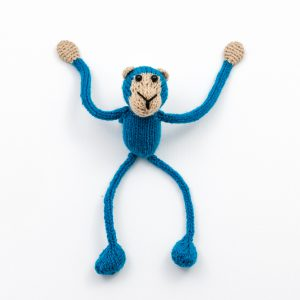 Magical (Magnetic) Monkeys – Blue