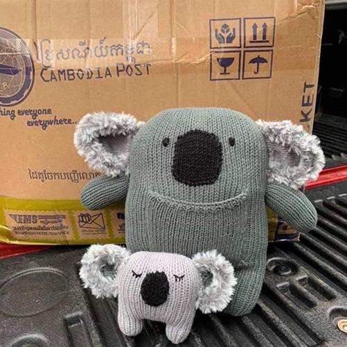 Koko & Lala Koala Pre-order
