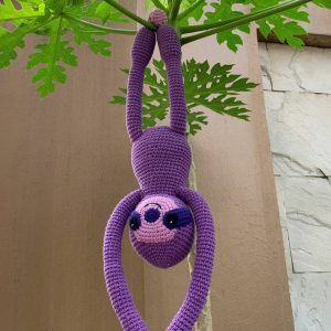 Urple the Purple  Sloth